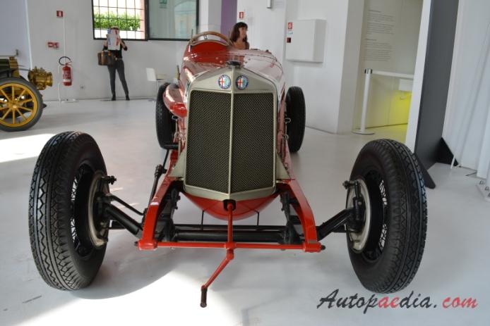 Alfa Romeo Rl 1922 1927 1924 Targa Florio Roadster Front View
