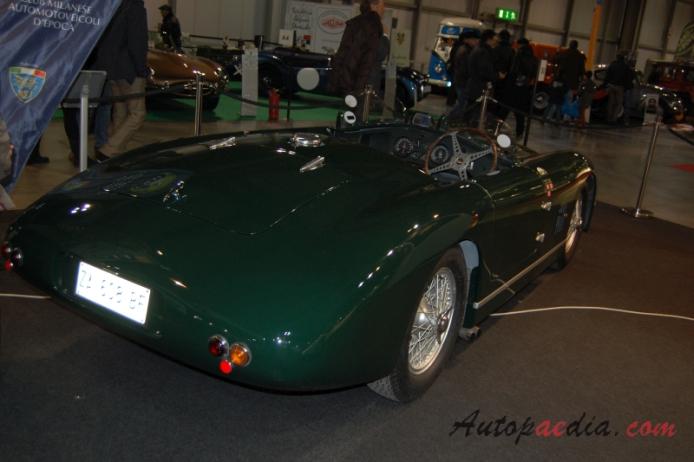 Aston Martin Db3 1950 1953 1951 Roadster 2d Right Rear View