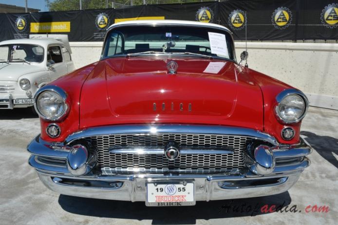 Buick Century 1st Generation 1954 1958 1955 Century Riviera Hardtop