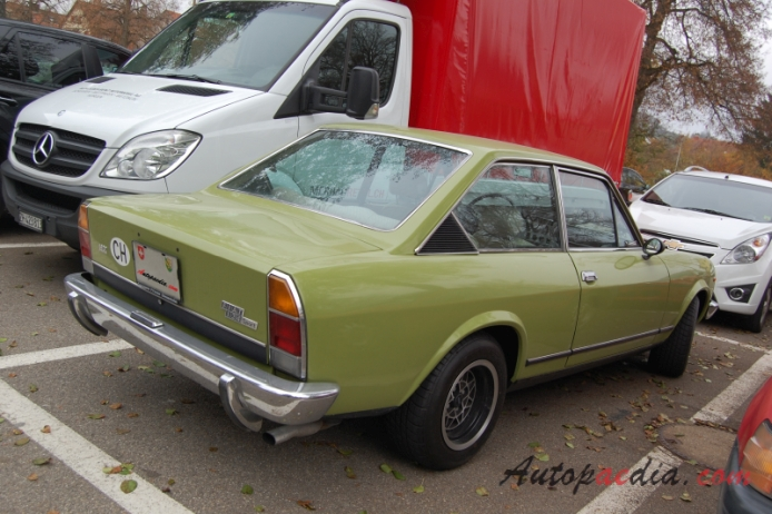 Fiat 124 cars news videos images websites wiki lookingthis com - 1975 fiat 124 sport coupe ...