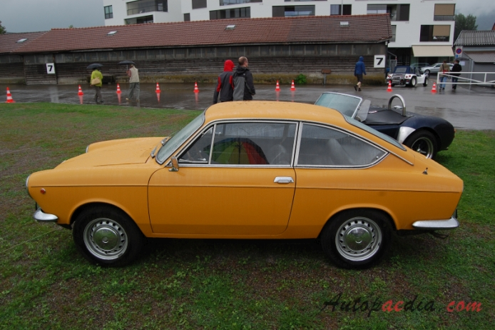 Fiat 850 Coup 233 1965 1971 1968 1971 Abarth Sport Coup 233