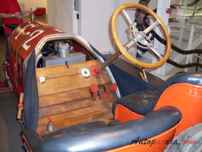 fiat 130 hp f2 1907 interior autopaedia encyclopaedia