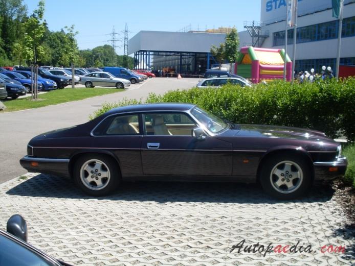 Jaguar Xjs 1975 1996 1992 1994 V12 Coup Right Side View
