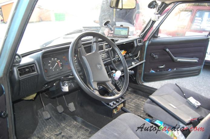 Lada 2107 1982 2012 Sedan 4d Interior Autopaedia
