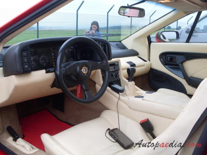 Lotus Esprit 1976 2004 1993 1995 S4 Interior Autopaedia