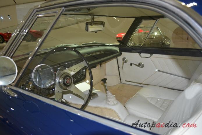 maserati 5000 gt 1959-1965 (1959 shah of persia touring coupé 2d
