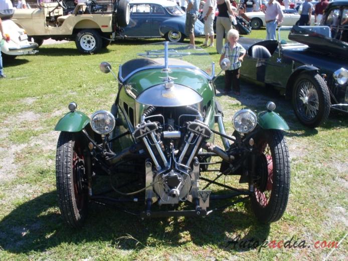 Morgan V Twin Three Wheelers 1911 1939 1927 Ss Super Sports