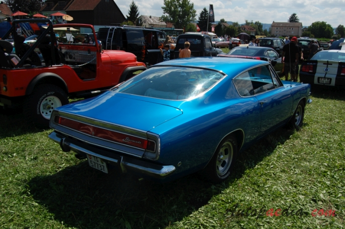 1968 barracuda black pictures to pin on pinterest