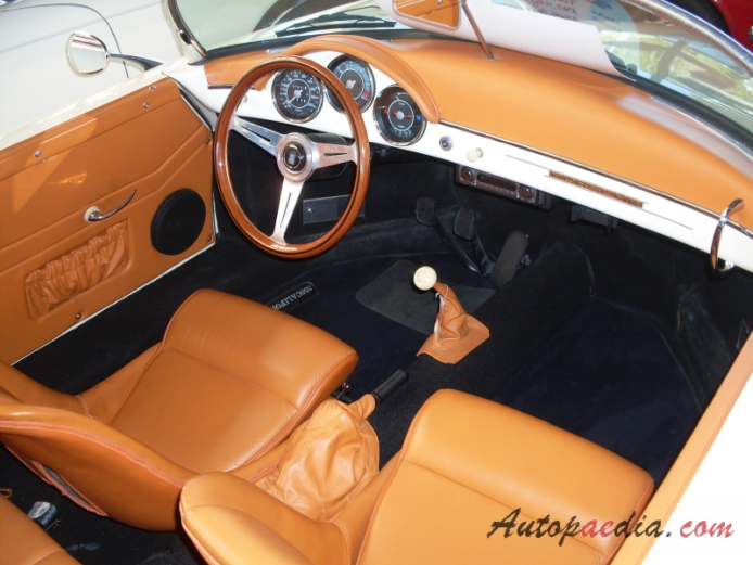 Porsche 356 1948 1965 1967 Speedster Replica Interior