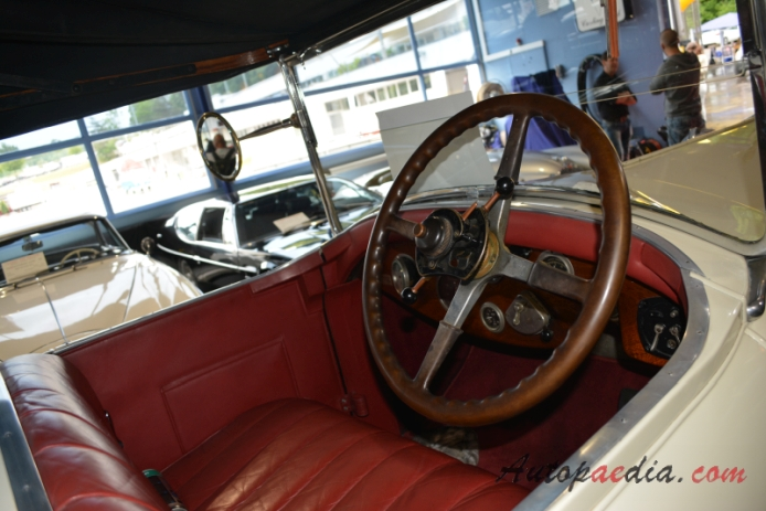 rolls royce phantom i 1925 1931 1925 sports tourer 4d interior autopaedia encyclopaedia of young and oldtimers autopaedia