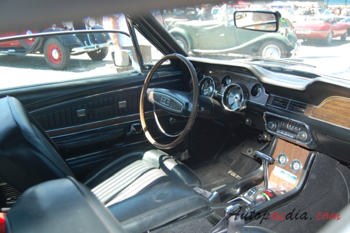 1968 Shelby Mustang Cobra GT 350  conceptcarzcom