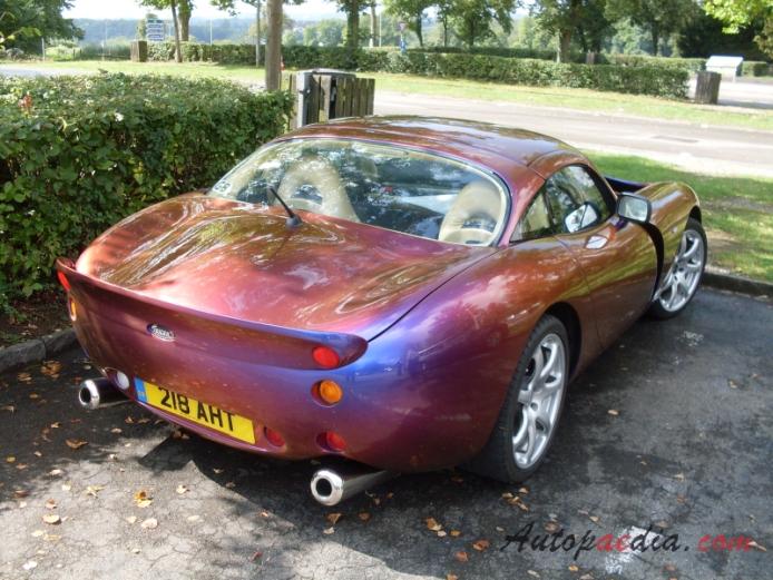 Tvr Tuscan Speed 6 1999 2006 1999 2005 Tuscan S Mk1 Targa 2d