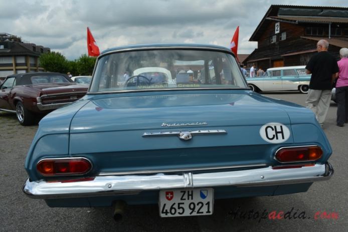 1965-1972 Car Auto #pha.023969 Photo VAUXHALL CRESTA SALOON PCS