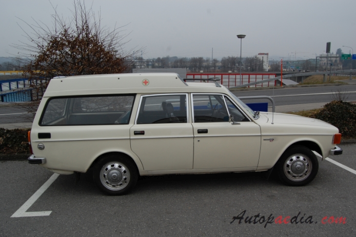 Volvo 140 Series 1966 1974 1973 145 Express Kombi 5d