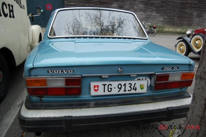 Volvo 200 Series 1974 1993 1974 1978 264 Dl Sedan 4d